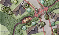 Houston landscape design landscape architects in houston tx for Master landscape home design pro